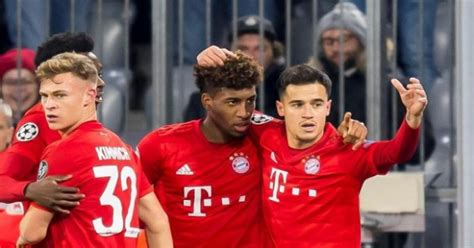 Coman struck: Philippe Coutinho gets his Chance News