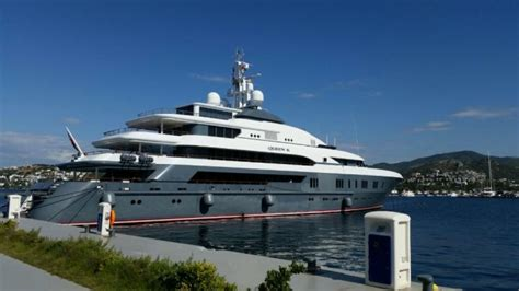 Yacht Queen K by Yacht Queen K A Lurssen Superyacht Charterworld Luxury