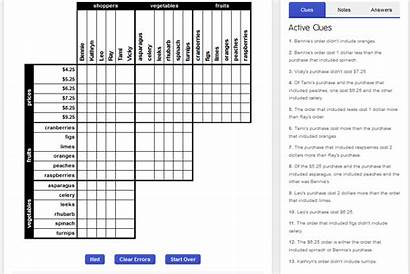 Logic Puzzles Solve Math Notes Play Crossword