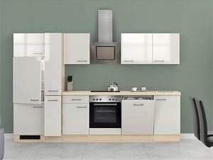 Küchenzeilen Mit E Geräten : k chenzeile mit e ger ten oregon breite 310 cm otto ~ Bigdaddyawards.com Haus und Dekorationen