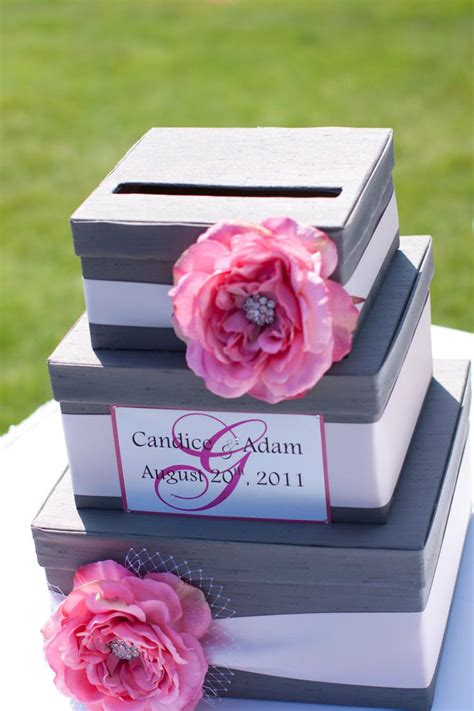 inspiring ideas  diy wedding card boxes south jersey