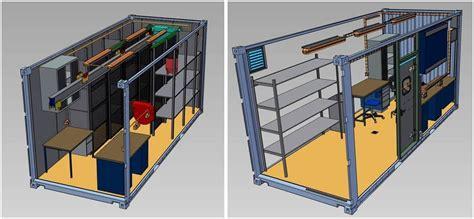 bureau amovible oxymontage les containers de chantier pour vos projet de