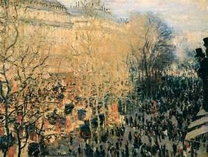 The Boulevard des Capucines in Paris | Claude Monet | Fine ...