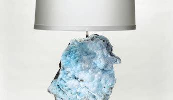 Brenda Houston Mineral Lamps