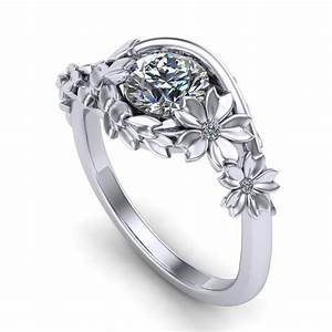 japanese cherry blossom engagement ring takayas custom With wedding rings japan