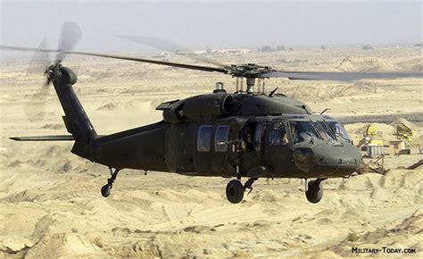 Sikorsky S-70a / Uh-60 Black Hawk Transport Helicopter