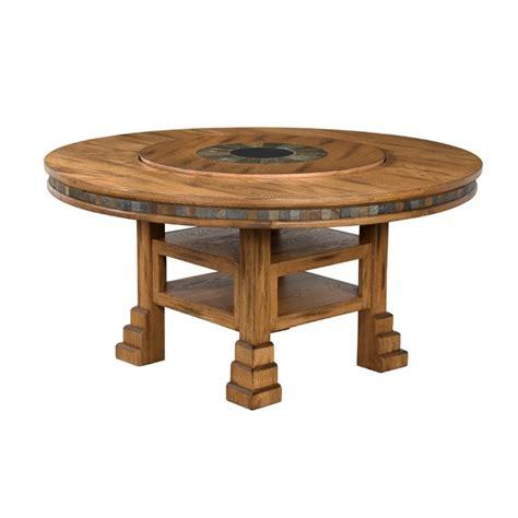 sunny designs sedona   dining table  lazy