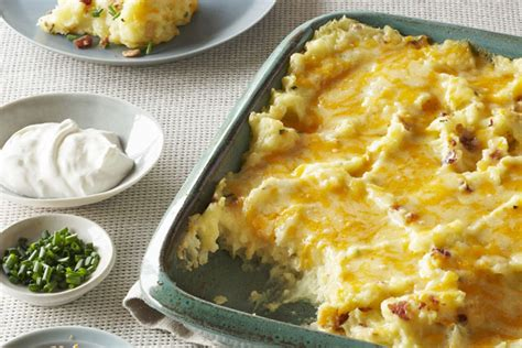 pommes de terre en pur 233 e toutes garnies et cuisin 233 es 224 l