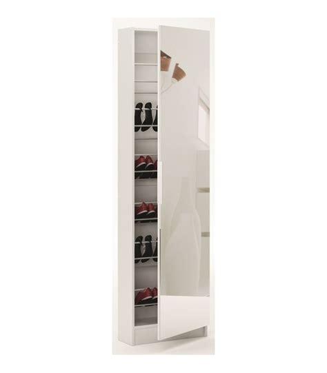 armoire 224 chaussures avec miroir quot zapatero quot mobil in