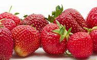High Resolution Strawberry