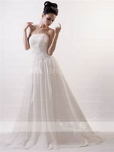 a line chiffon wedding dress tiffany ava bridal With tiffany wedding dress