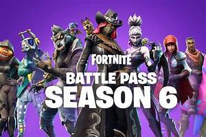 Fortnite Season 6 Battle Pass: What are the Battle Pass ...