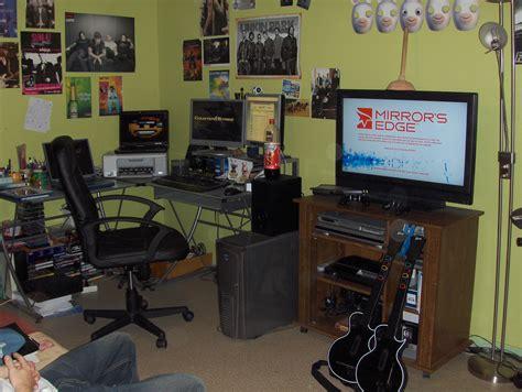 une vraie chambre de gamer sur le forum blabla 18 25 ans