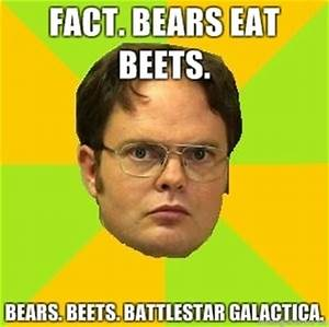 Dwight Schrute ... Dwight Schrute Fact Quotes