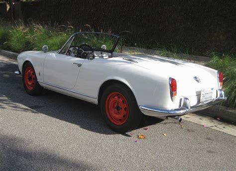Alfa Romeo For Sale Usa by 1962 Alfa Romeo Giulietta For Sale 2216478 Hemmings