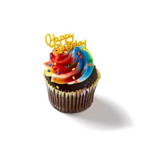 Birthday Cupcake Images Shop Bakery Cupcakes Birthday Cupcakes