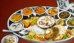 Features of Gujrati Thali Food Darbaar Blog
