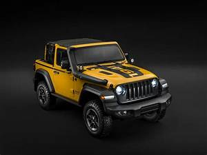 The 2019 Jeep Wrangler Rubicon 1941 Is The Only Outdoor