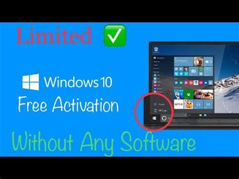 Active Windows 10  February 2019 Youtube