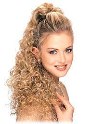 80s Banana Clip Hairstyles by 3 4 Cap Reversible Fall Wiglet Banana Clip Hairpiece