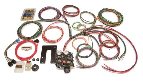 painless wiring 10105 this 22 circuit factory upgrade harness for 1974 earlier cj jeeps uses