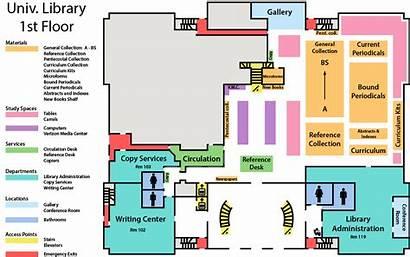 Floor Map Regent Campus Maps Library University