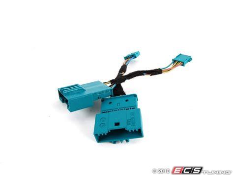 European Wiring Harnes 61122181307 european retrofit light wiring harness