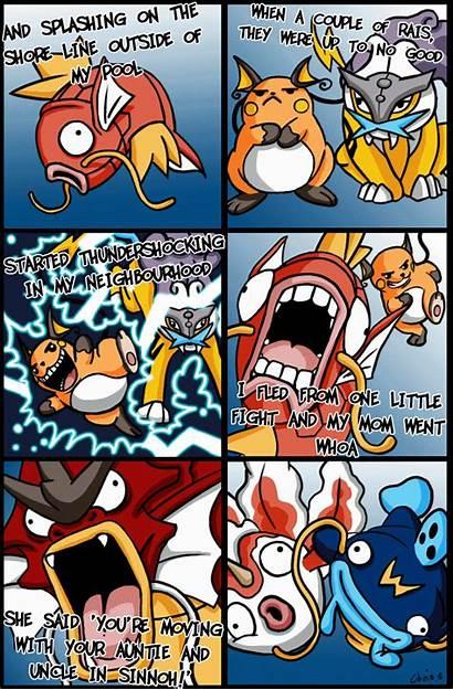 Magikarp Pokemon Funny Prince Fresh Meme Air