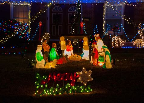 best place for christmas yard decorations the 5 best places to buy mold yard decorations in 2019