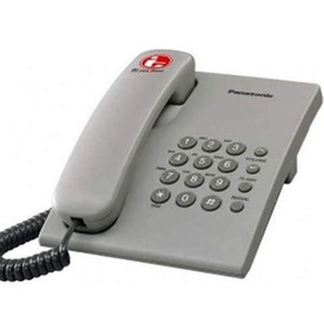 jual pesawat telepon panasonic kx ts505mx cv amakom