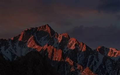 Mac Os Sierra Macos Wallpapers Dark Backgrounds