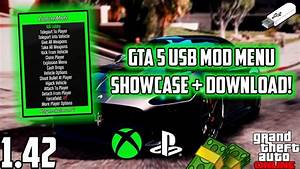 GTA 5 Online USB Mod Menu Showcase Xbox One PS4 Xbox