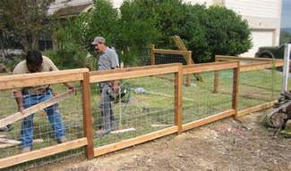 Red Porch Austin by Hog Panel Fencing Roselawnlutheran