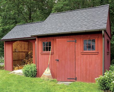 the best plans to build cheap garden sheds