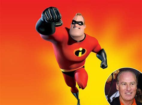 Mr. Incredible, The Incredibles From The Faces & Facts