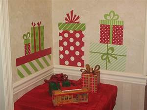Creative Homemade Christmas Decorations With Wall F