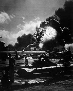 World War II, Pearl Harbor, December 7 by Everett