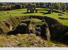Sandal Castle, West Yorkshire photography by Steve Crampton