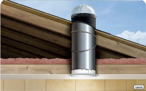 toledo roofing contractor offers illuminator tube skylight