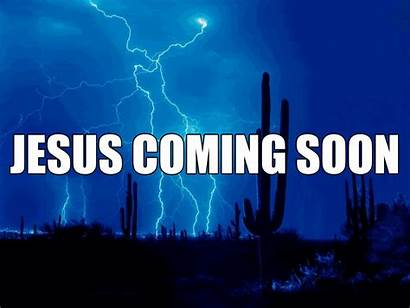 Jesus Rapture Coming Soon Christ Second Come