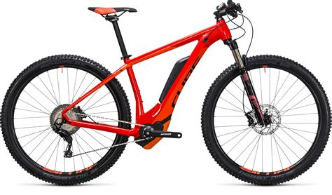 e bike mountainbike cube cube reaction hybrid e mtb