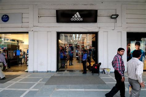 adidas restates earnings citing irregularities  reebok