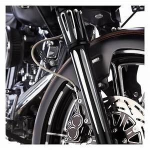Arlen Ness Deep Cut Hot Legs Fork Lower Set For Harley ...