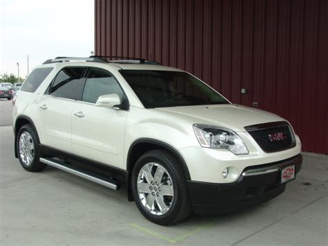 how petrol cars work 2010 gmc acadia on board diagnostic system 2010 gmc acadia information and photos momentcar