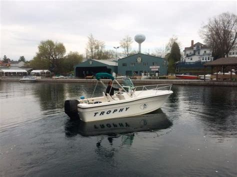 Trophy Cc Boats For Sale by Trophy 1903 Cc Boats For Sale In Alexandria Bay New York