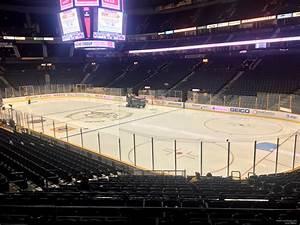 Bridgestone Arena Section 108 Nashville Predators