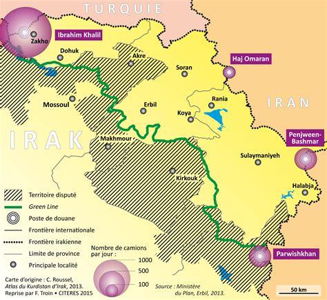 chambre du commerce le kurdistan d irak un espace de éploiement des