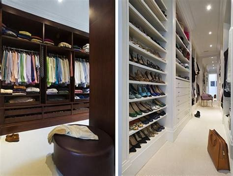 his and hers closets designed by eustace of