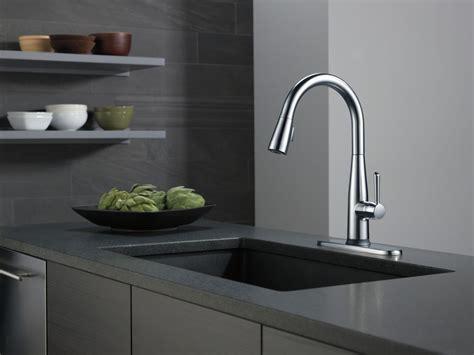 100 delta pull down kitchen faucet shop delta fuse