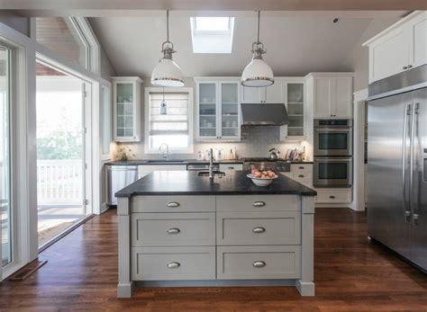 idee cuisine ouverte cuisine idee deco cuisine ouverte sur salon